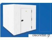 Ψυγείο Θάλαμος Πάνελ διαστ. 134x334 cm Ιταλίας. JKS Refrigeration