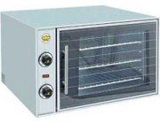 Φούρνος ηλεκτρικός κυκλοθερμικός χωρίς ατμό για 3 GN 1/2  F55