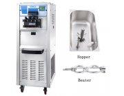 Παγωτομηχανή Soft & για γιούρτι παγωτό 2+1 (40 λίτρα/ώρα) SP 6240