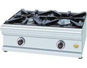 Φλόγιστρο αερίου διπλό με πιλότο (kW 13) διαστ.74x50x26,5 cm FC2