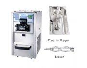 Παγωτομηχανή Soft & για γιούρτι παγωτό 2+1 (25 λίτρα/ώρα) SP 6225A
