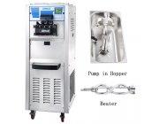 Παγωτομηχανή Soft & για γιούρτι παγωτό 2+1 (40 λίτρα/ώρα) SP6240a