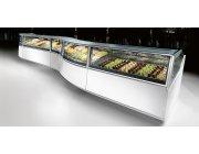 Ψυγείο βιτρίνα παγωτού Design Cubika  IFI