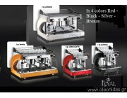 AUTOMATIC ESPRESSO MACHINE WITH 1 GROUP Boiler 4 Lt