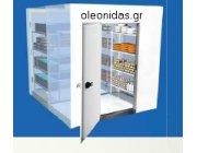 Ψυγείο Θάλαμος λυόμενος Πάνελ JKS Refrigeration