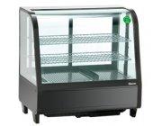Ψυγείο Βιτρίνα συντήρηση επιτραπέζιο διαστ. 68,5x45,5x67,5 cm Deli Cool 1
