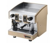 WEGA Atlas W01 epu/2 - ημιαυτόματη μηχανή καφέ espresso