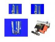 Μηχανισμοί - ατέρμονες για χτιστά μπάρμπεκιου