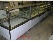 Σετ Αναψυκτηρίου Ψυγείο & Θερμαινόμενη βιτρίνα