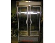 Ψυγείο Βιτρίνα Θάλαμος με ψυκτικό μηχάνημα.