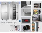 Ψυγείο θάλαμος συντήρηση  με 2 πόρτες  (-2°C /+10°C) διαστ.71x80x210 cm Α207ΜΙDMTN