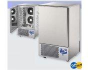 Blast Chiller ψυγείο για 10 GN 1/1 ή λαμαρίνες 60x40 διαστ.750x740x1260/1290 mm  AT101ISO